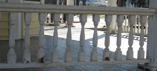 Custom Made Custom Made Outside Balusters, Porch Posts, And Support Posts