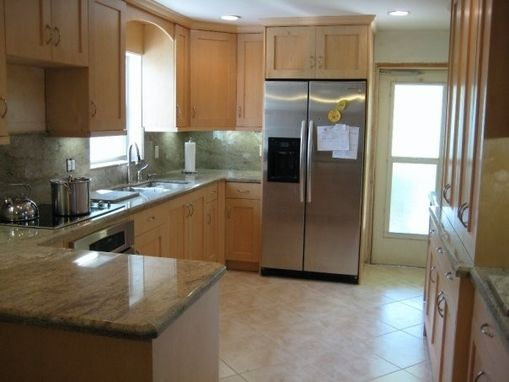 Custom Made Kitchen (Before & After)