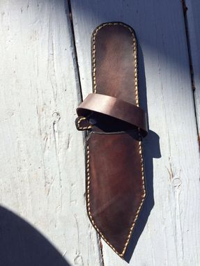 Custom Made Knife Sheath