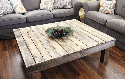 The Original Farmhouse Reclaimed Wood Coffee Table