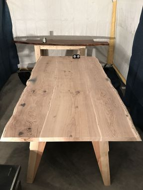 Custom Made Live Edge Dining Room Table - Each One Unique To You