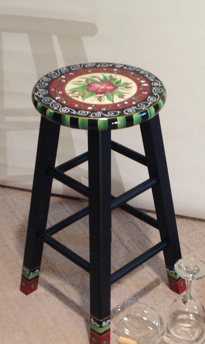 Awe Inspiring Painted Counter Stools Hu66 Advancedmassagebysara Cjindustries Chair Design For Home Cjindustriesco