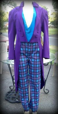 Custom Made The Joker Costume