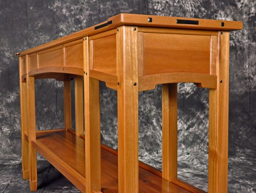 Custom Made Greene & Greene Style Sofa Table