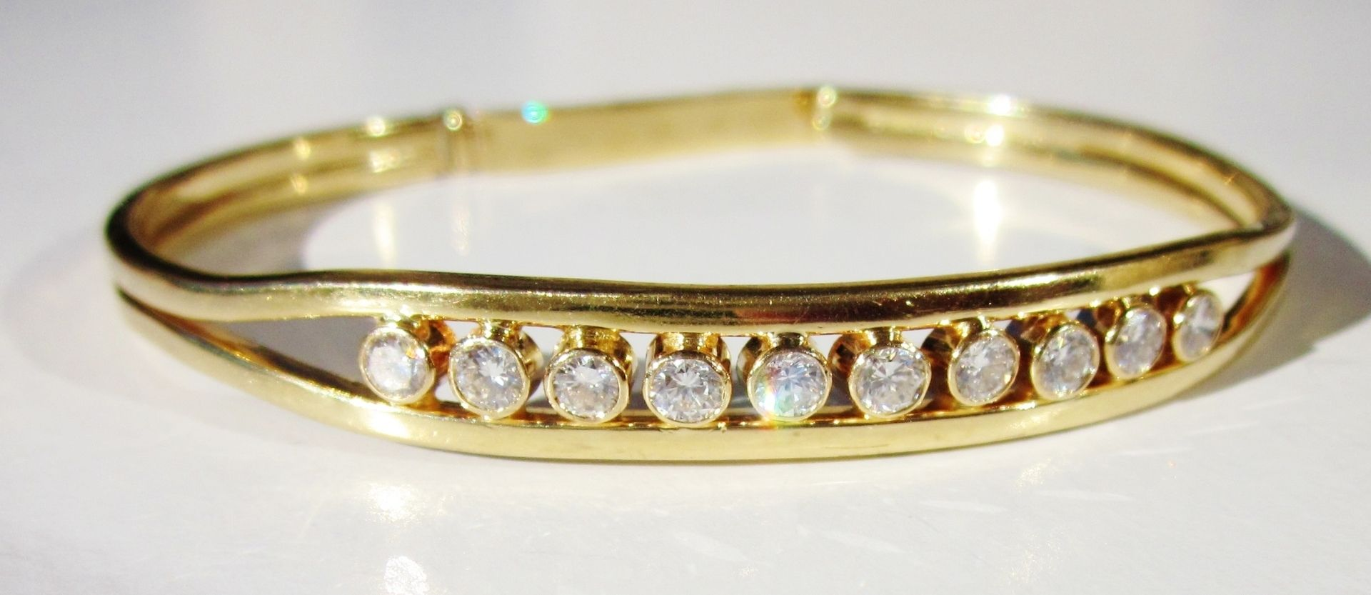 bracelets diamond bangle platinum gold white bracelet bangles