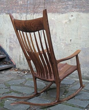Custom Made Maloof Rocker