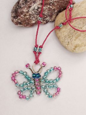 Custom Made Custom Beaded Animal Earrings And Necklaces