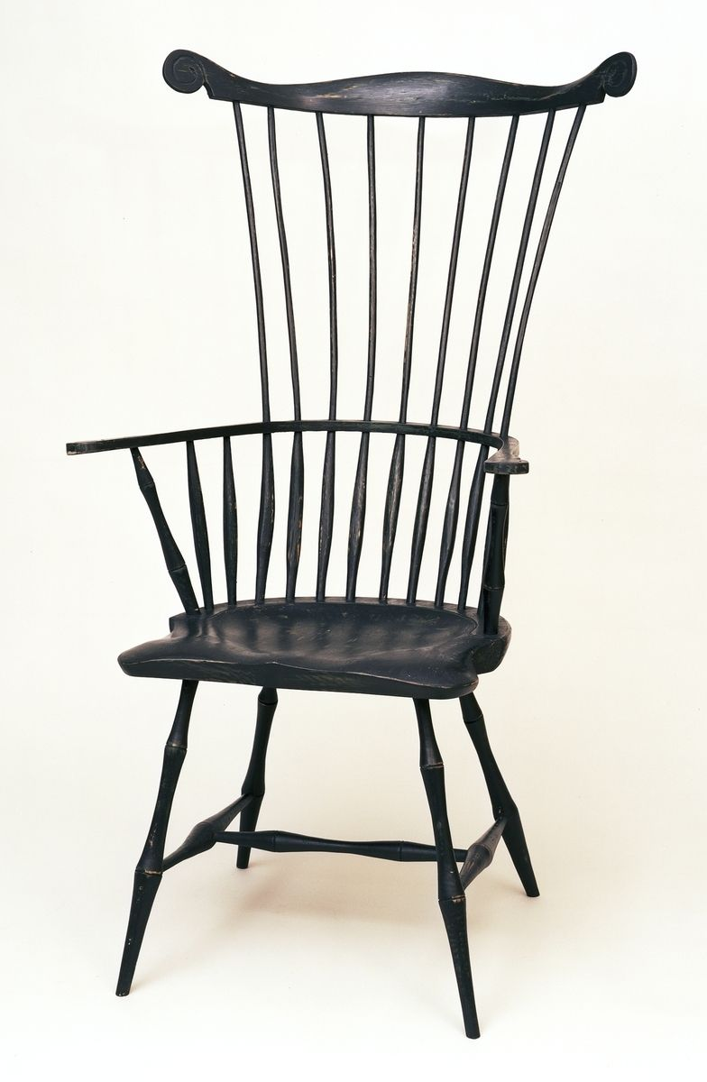 Handmade Windsor Chair By Mtthrmn Fine Furniture