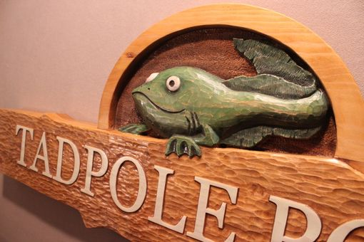 Custom Made Custom Carved Signs | Wood Signs | Home Signs | Cabin Signs | Cottage Signs