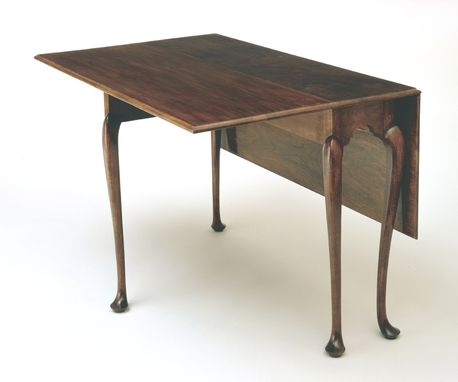 Custom Made Drop Leaf Table