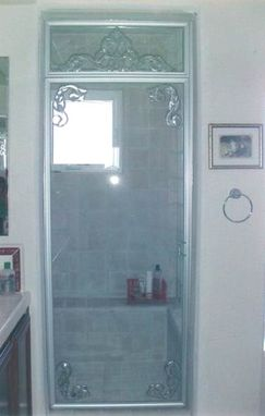 Custom Made Shower 2
