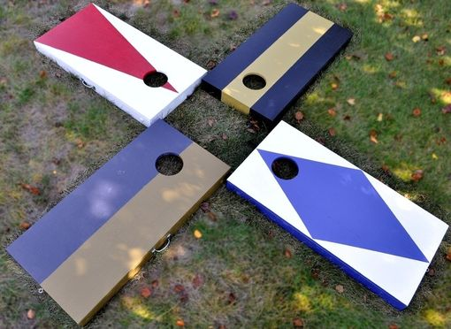 Custom Made Custom Built Cornhole Boards