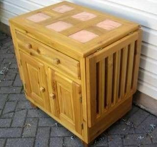 Handmade Cedar Patio Cabinet by Zanoni Woodworks | CustomMade.com