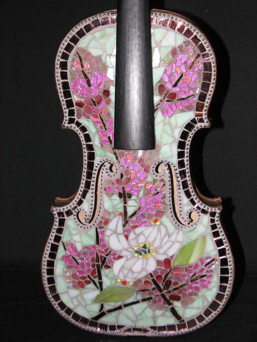 Custom Made Appalachian Spring Violin By Piece Of Mind