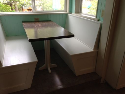 Custom Made Breakfast Nook