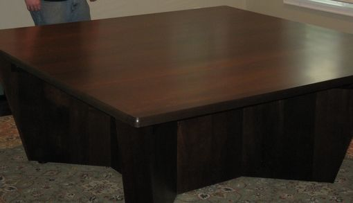 Custom Made Square Conference Table