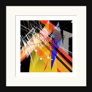Custom Made Artwork Giclee' Museum Print 082509