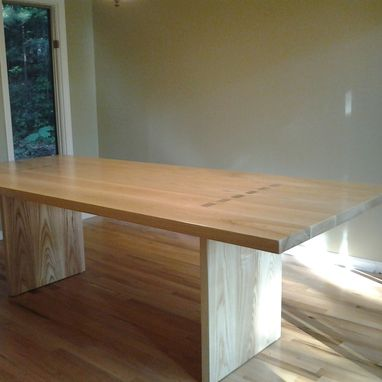 Custom Made Post Lintel Dining Table