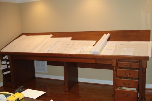 Custom Made Planning Table