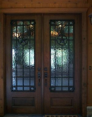 Custom Made Texas Doors