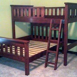 Custom Bunk Beds And Loft Beds Custommadecom