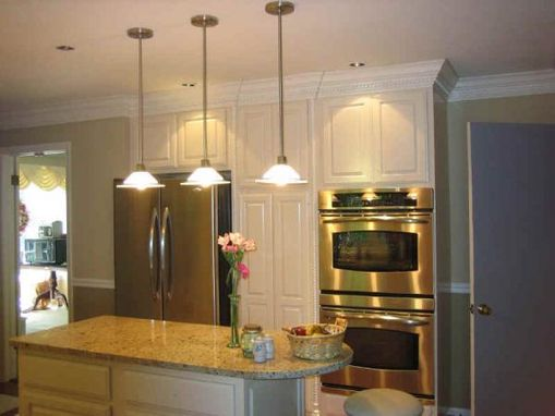 Custom Made Kitchen In Custom Color Lacquer