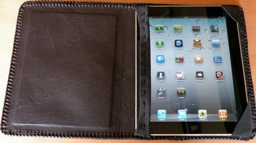 Custom Made Book Cover Ipad Case