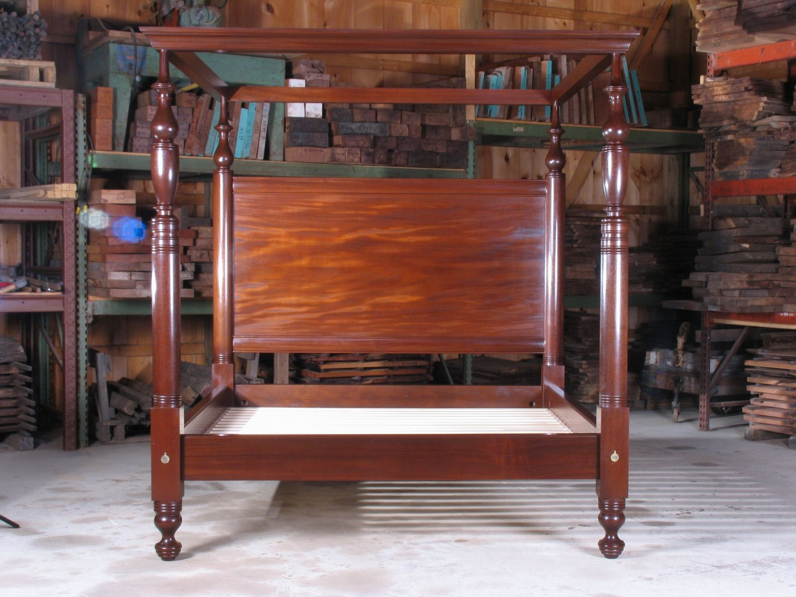 custom made caribbean tall post bed caribbean furniture