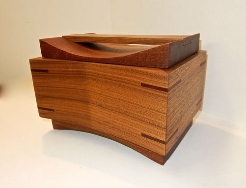 Custom Made Keepsake Box / Wedding Gift