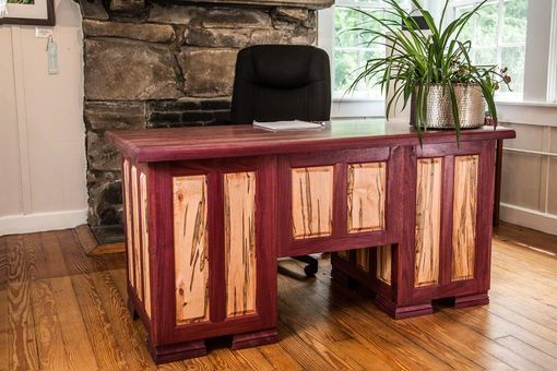 Custom Made Large Gallery Reception Desk