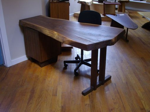 Custom Made Walnut Desk