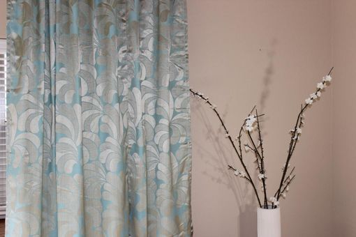 Custom Made Curtains For Client Teresa