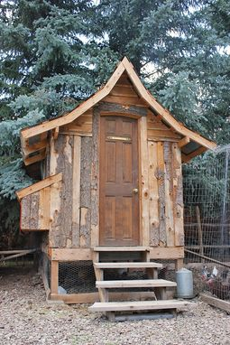Custom Made Small Artistic Buildings