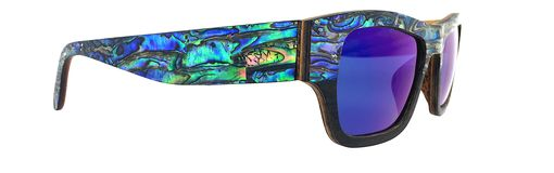 Custom Made Mother Of Pearl Rx Eyewear Or Sunwear