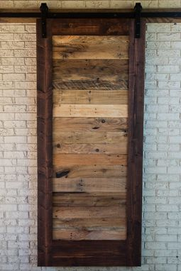 Custom Made Urban Chic: Pallet Wood Stacked