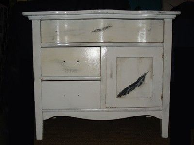 Custom Made Feather Dresser