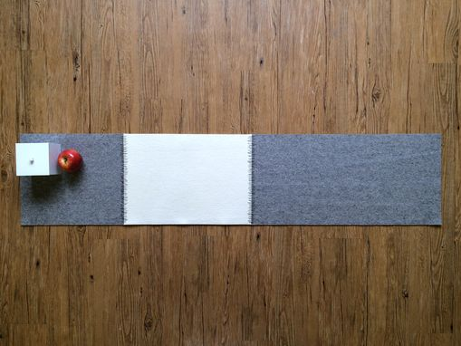 Custom Made Wool Felt Table Runner