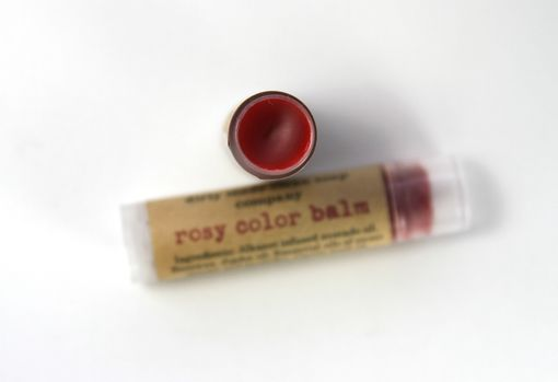 Custom Made All-Natural Lip Balm