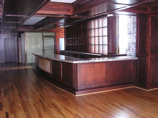 Custom Made Commercial Bar 4