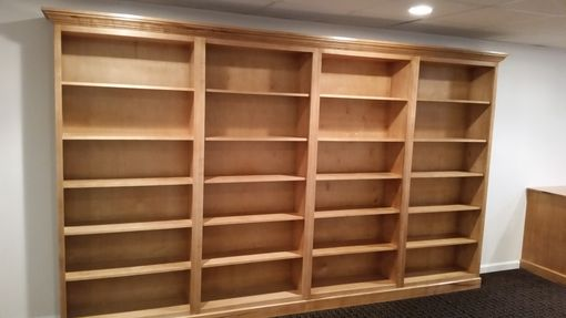 Custom Made Custom Built In Cabinets And Bookcases