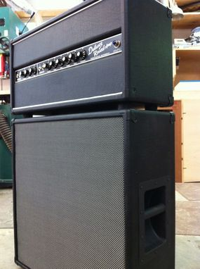 Custom Made Amplifier & Speaker Cabinets