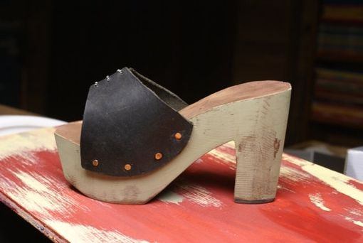 Custom Made Platform Wedge Heels