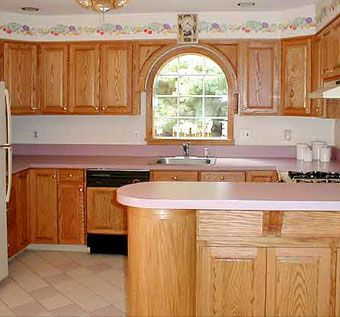 Custom Made Traditional Oak Kitchen