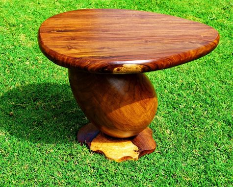 Custom Made Egg Table