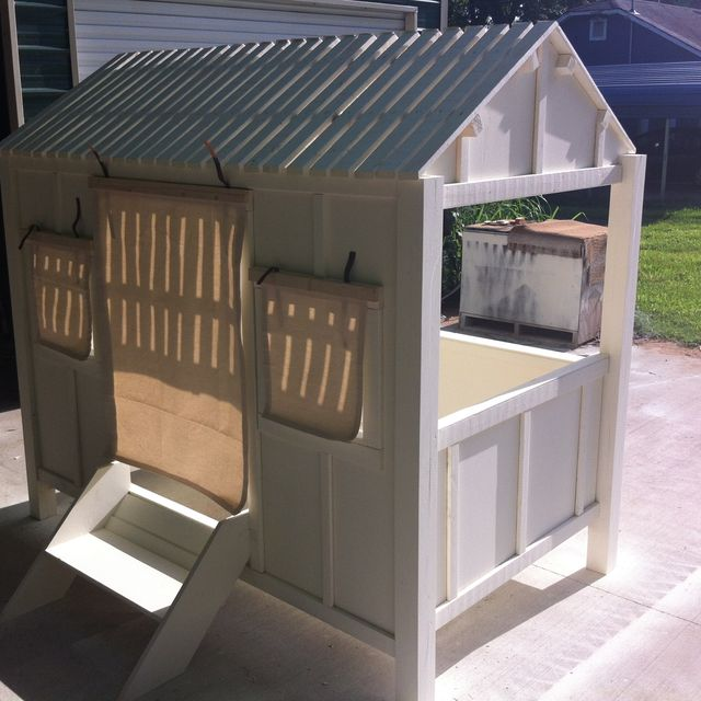 A Handmade Kids Beach House Bed Made To Order From The Stockton Mill Custommade