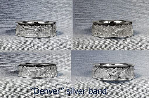 Custom Made Denver Ring.