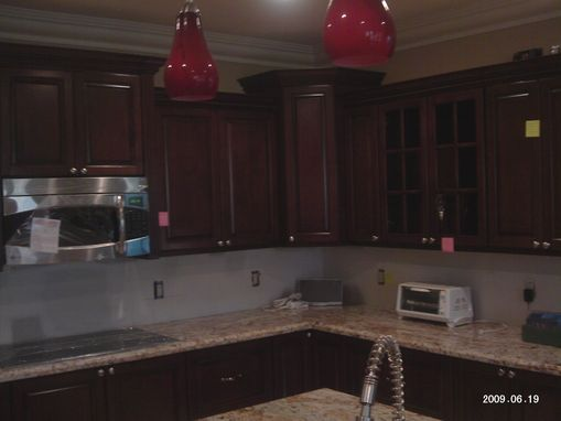 Custom Made Custom Made Maple Kitchens