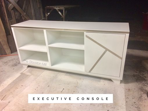 Custom Made Executive Buffet/Console
