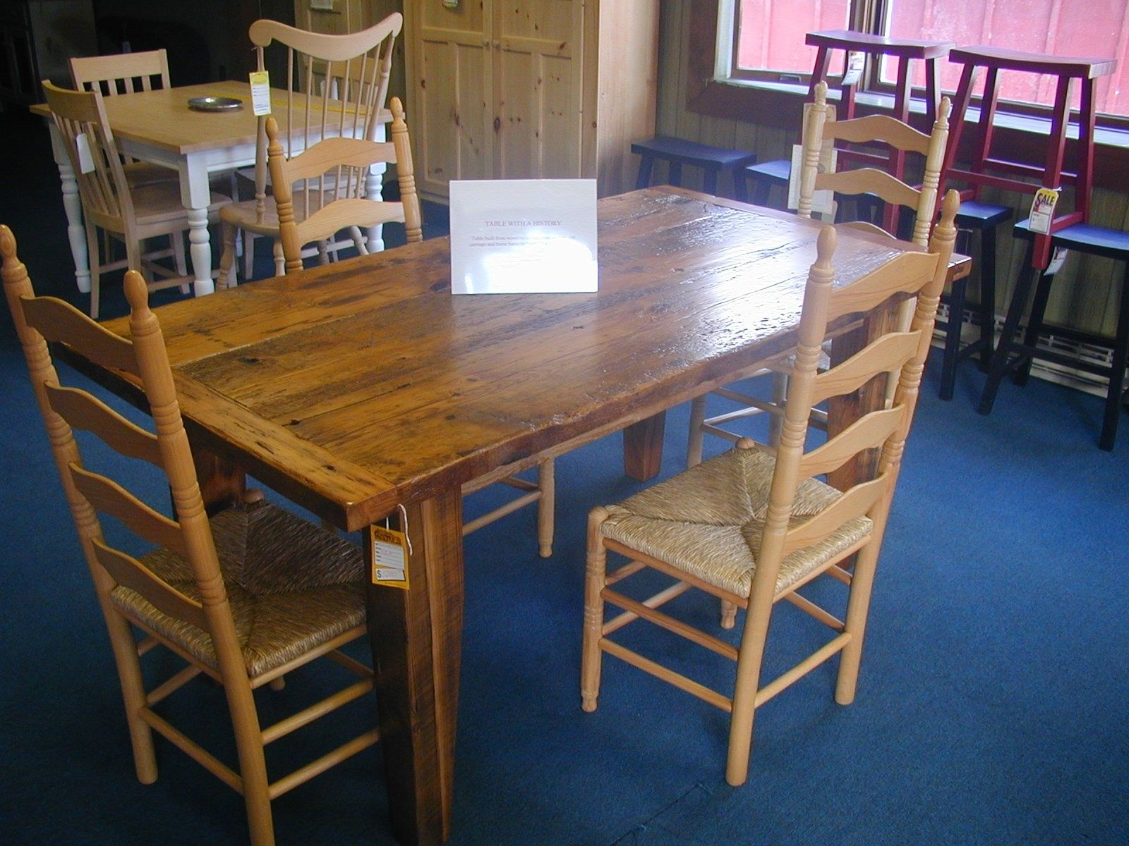 Barnwood Kitchen Table Reclaimed Barnwood Kitchen Table Best Kitchen Ideas 2017
