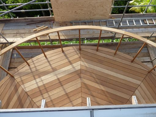 Custom Made Crows Nest Elevated Deck